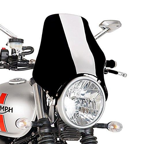 Cupolino Puig Moto Guzzi V7 Special 12-14 nero
