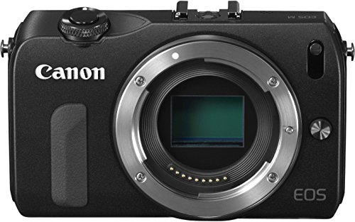 Canon EOS M  22 / 2.0 EF-M STM ( 18.5 Megapixel (3 Zoll Display) )