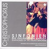 Sinfonien des Italienischen Barock