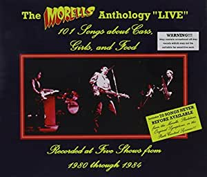 Anthology Live-101 Songs About