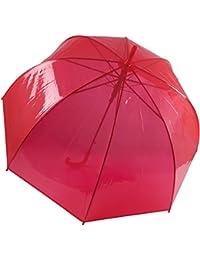 Kimood - Paraguas automático con cúpula transparente 5dafaaeb4d6db