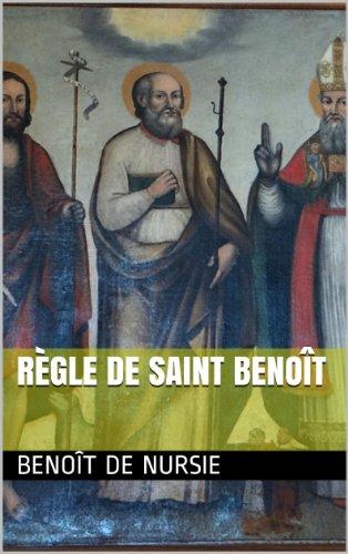 En ligne Règle de Saint Benoît pdf epub