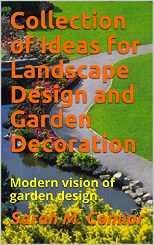 Collection of Ideas for Landscape Design and Garden Decoration: Modern vision of garden design