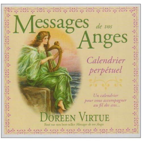 Messages de vos Anges - Calendrier perpétuel