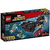 LEGO - Ataque en el submarino de Cráneo de Hierro, multicolor (76048)