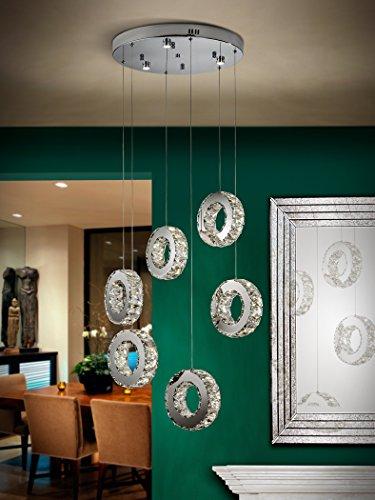 Hogar Decora energiesparende LED 72W Mells (Led Decora)