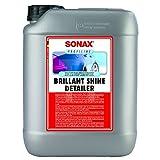 SONAX 287500 ProfiLine BrilliantShine Detailer (Lackpflege & - versiegelung), 5l