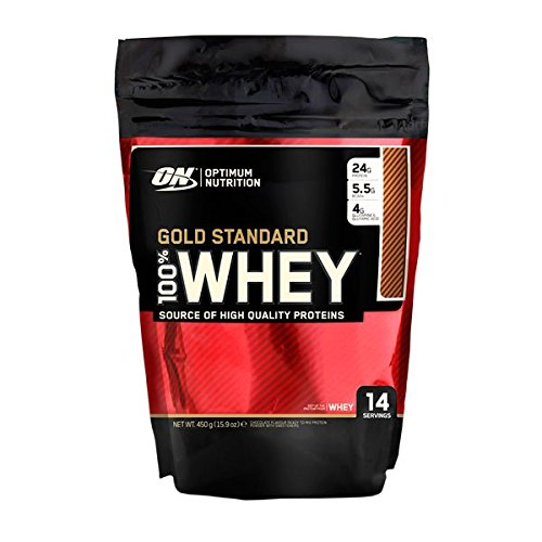 Optimum Nutrition Gold Standard 100% Whey 450g - Vanilla Ice Cream