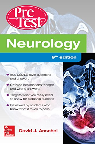 Neurology PreTest Self-Assessment And Review, Ninth Edition (English Edition)