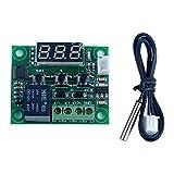 WINGONEER -50-110 ° C W1209 DC-12V Digital Mini Thermostat Temperaturregler Bedienschalter-Sensor-Modul