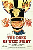 The Duke of West Point Plakat Movie Poster (27 x 40 Inches - 69cm x 102cm) (1938)