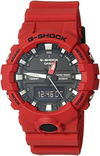Preisvergleich Produktbild G-Shock Men's GA-800 Red One Size