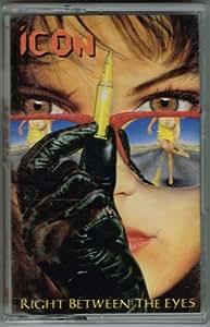 Right Between the Eyes [Musikkassette]