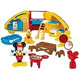 Fisher Price - R9041 - Jouet Premier Age - Figurine - Le Camping Car de Mickey