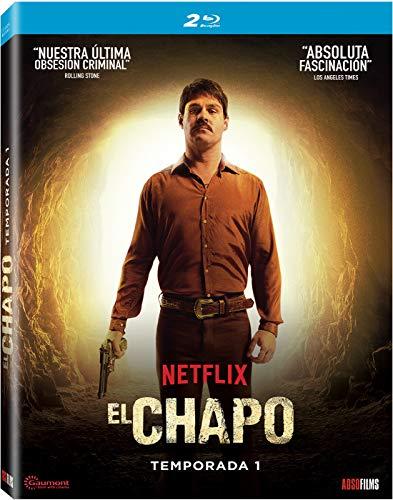 El Chapo - Temporada 1 (+ 2 BDs) [Blu-ray]