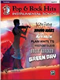 Pop & Rock Hits Instrumental Solos Trombone - Posaune Noten [Musiknoten]