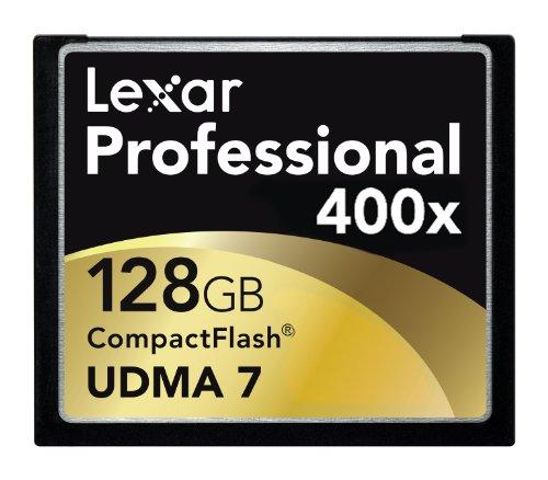 Lexar professional 400x compact flash