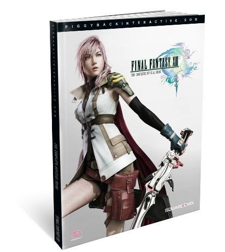 Final Fantasy XIII: The Complete Official Guide por Piggyback