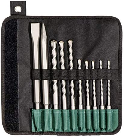 Metabo 630824000 SDS-Plus Classic trapano scalpelli, 0 V, verde, verde, verde, set di 10 pezzi   attività di esportazione in linea    Menu elegante e robusto    Ottima selezione  d6bd50