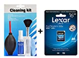 Camera Lens Cleaning Kit For Nikon Canon...
