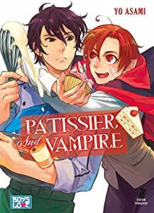 Patissier and Vampire Edition simple One-shot