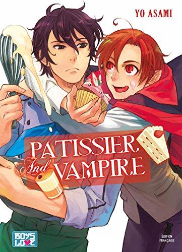 Patissier And Vampire Livre Manga Yaoi Pdf Online