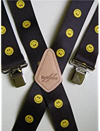 MENS BRACES SMILEY FACE DESIGN from M.K.TOOLS