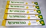 Nespressso (für Sammler – kein Verzehr) CAFEZINHO DO Brasil 5 Hülsen (50 Kapseln) Limited Edition Kaffee