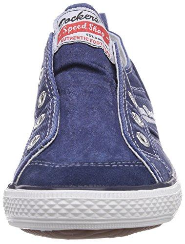 Dockers by Gerli 36VC601-790850 Unisex-Kinder Sneakers Blau (navy 660)