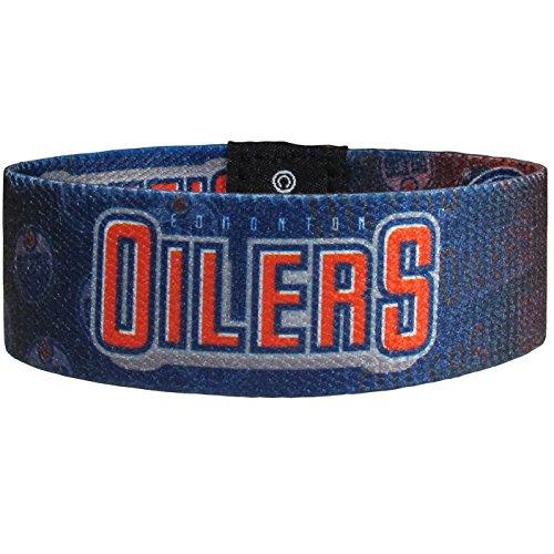Siskiyou NHL Edmonton Oilers Stretch Armband