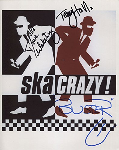 ska-crazy-2-tone-the-specials-the-beat-bad-manners-signed-8x10-photo-certificate-of-authentication-1