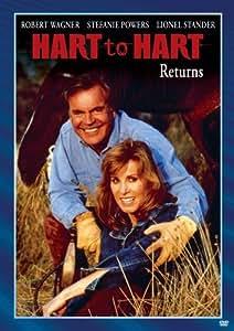 Hart to Hart Returns [DVD] [1993] [Region 1] [US Import] [NTSC]