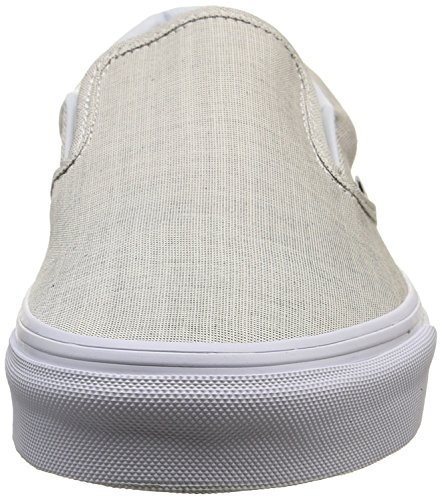 Vans Authentic, Sneakers Basses Mixte Adulte Gris (Chambray/Gray/True White)