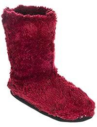 Animal Bollo Slipper Boots Grungy Grey