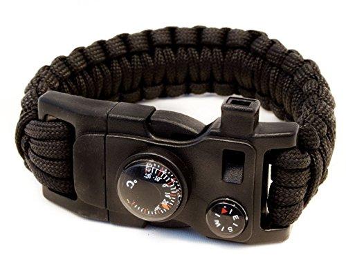 Outdoor saxx®-15en 1Outdoor Paracord pulsera