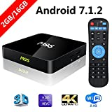 Android TV Box 2018 4K TV Box Amlogic Quad Cord Android...