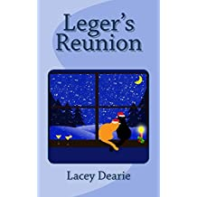 Leger's Reunion (The Leger Cat Sleuth Mysteries Book 11) (English Edition)