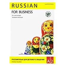 Russkij jazyk dlja delovogo obshhenija. Bazovyj uroven' A2.  (uchebnik+r/t+CD): Russian for Business. Pre-Intermediate. A2