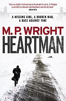 Heartman (J.T. Ellington Series) by [Wright, M.P.]