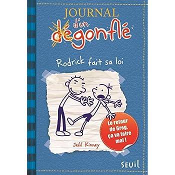 Journal d'un dégonflé - tome 2 Rodrick fait sa loi (2)
