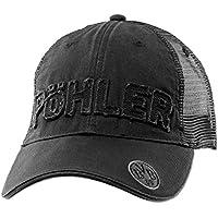 Pöhler-Truckerkappe (schwarz)