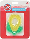 T&K Corn Shaped Water Filled Teether (Yellow & Green)