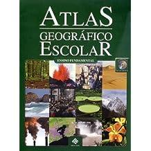 Atlas Geográfico Escolar (+ Atlas Digital) (Em Portuguese do Brasil)