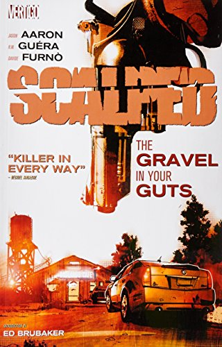 Scalped: Scalped TP Vol 04 The Gravel In Your Guts Gravel in Your Guts Volume 4 Cover Image