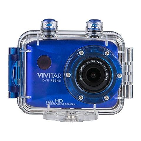Vivitar DVR 786HD Action Camera-720 pixels