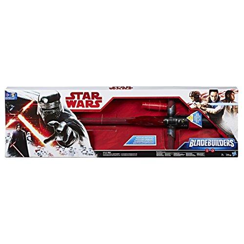Hasbro Star Wars C1440EU4 - Episode 8 Kylo Ren Ultimate FX Lichtschwert (Anakin Episode 3 Kostüm)
