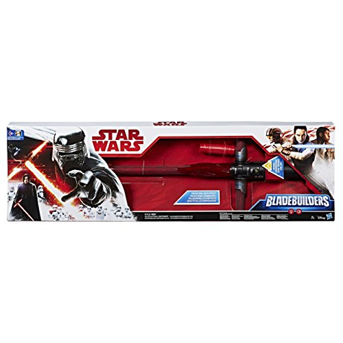 Hasbro Star Wars C1440EU4 - Episode 8 Kylo Ren Ultimate FX Lichtschwert