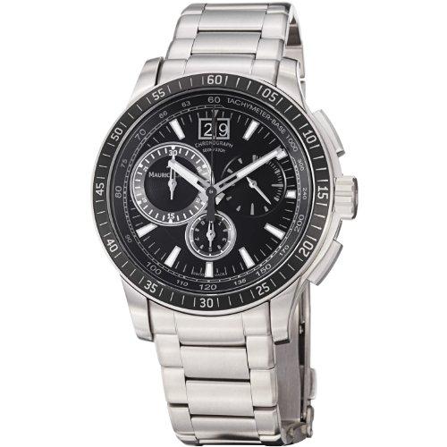 Maurice Lacroix MIROS Titan Chronograph Big Date MI1098-TT042-330 *NEU*