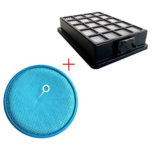 YanBan 2pcs / Lot staubsauger zubehör staubfilter h13 hepa für Samsung sc21f50 sc15f50 flt9511 pet Sensor vca-vh50 schwarz blau