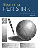 Best Books On Sketching In Pencils - Portfolio: Beginning Pen & Ink: Tips and techniques Review
